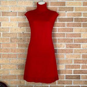 iisli Sweaterdress size Small red